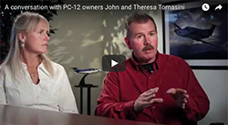 PC12 owner video interview
