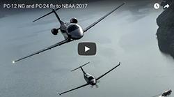 Pilatus NBAA video