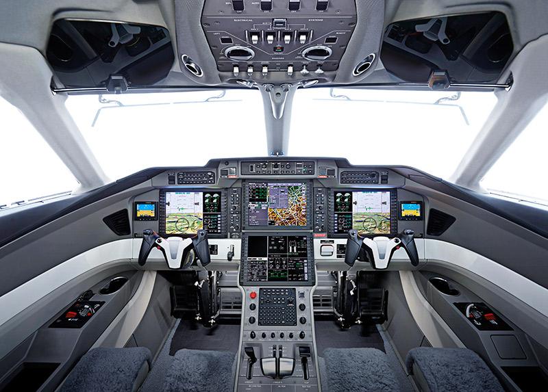 Pilatus PC-24 Panel