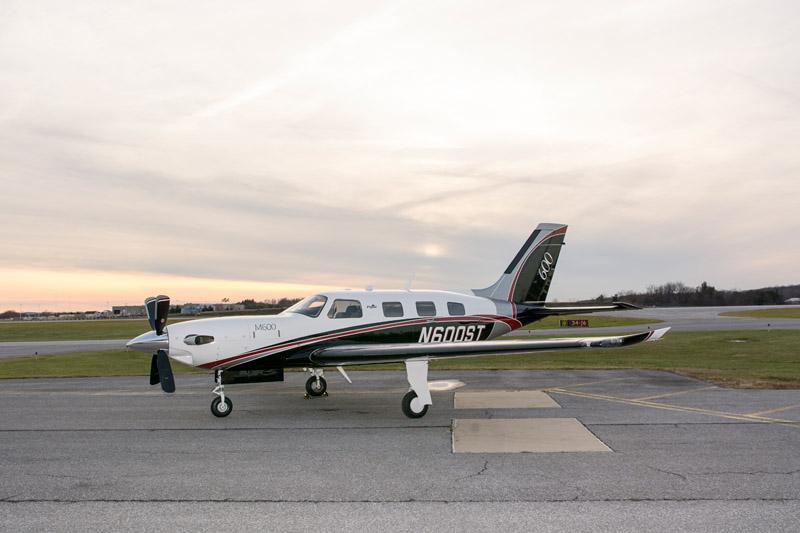 Piper M600 N600ST