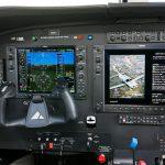 Piper M350 N690ST avionics