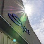 Skytech sign photo