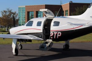PIPER MATRIX N22TP Doors Open
