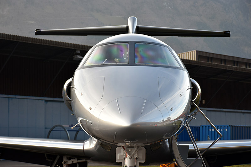 Pilatus PC-24 Prototype P02