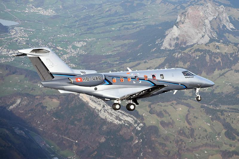 Pilatus PC-24 Prototype p02
