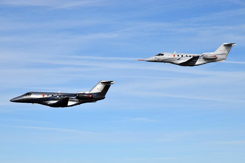 Pilatus PC-24 Prototypes
