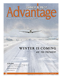 Skytech Owner Pilot Advantage Magazine Fall/Winter 2013