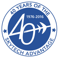 40th Anniversary Seal