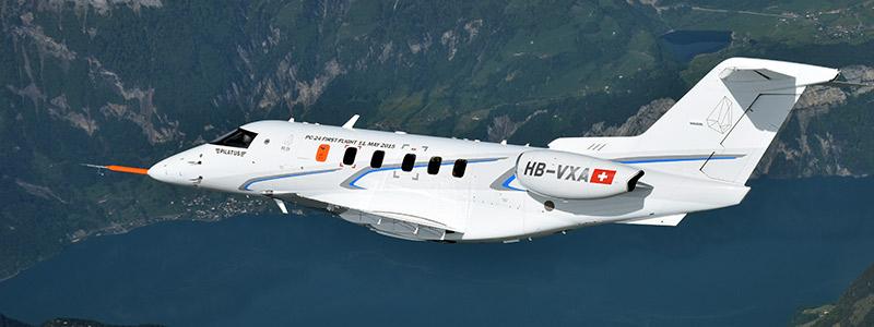 Pilatus PC-24 P01