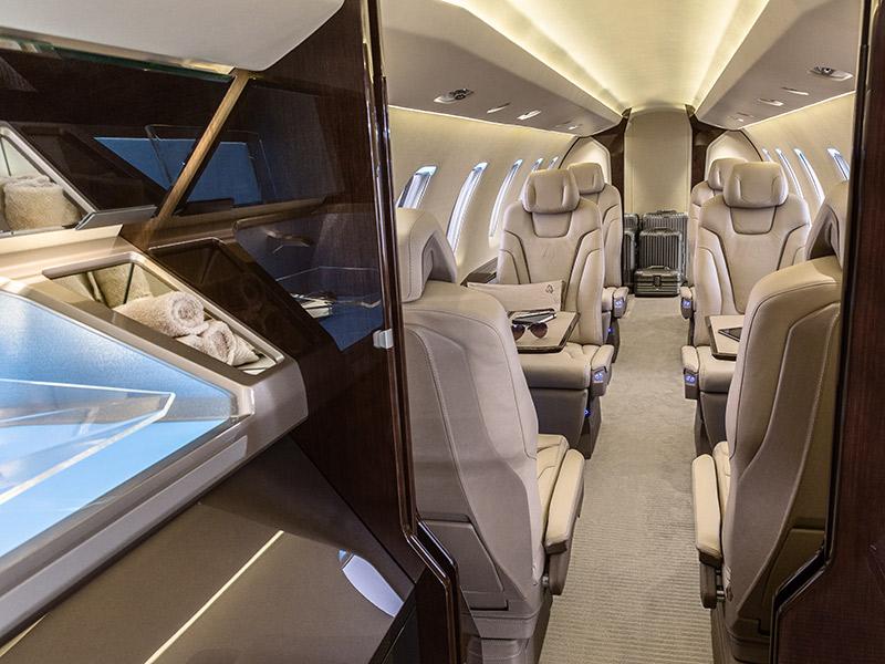 Pilatus PC 24 Veil Interior Option