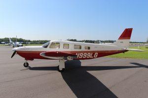 Piper N999LG