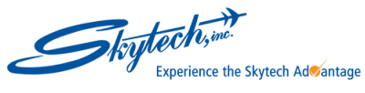 Experience the Skytech Advantage logo