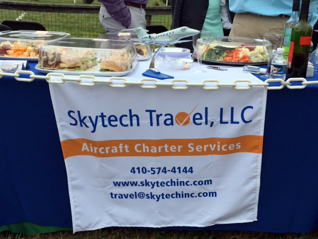 Skytech at Legacy Chase 2016