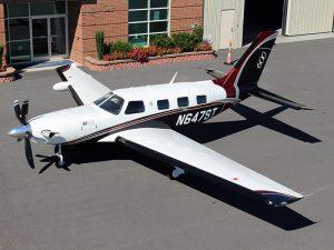 Piper M600 N647ST