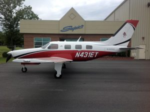 2015 Piper Mirage N431ET specs