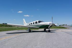 Piper Saratoga II TC N350CA