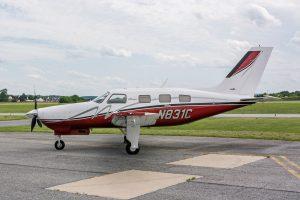 N831C Piper Mirage