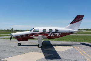 Piper M350 N417ST