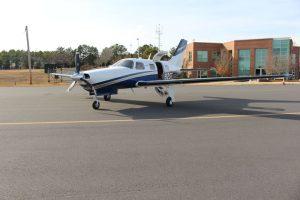 Piper M350 N692ST