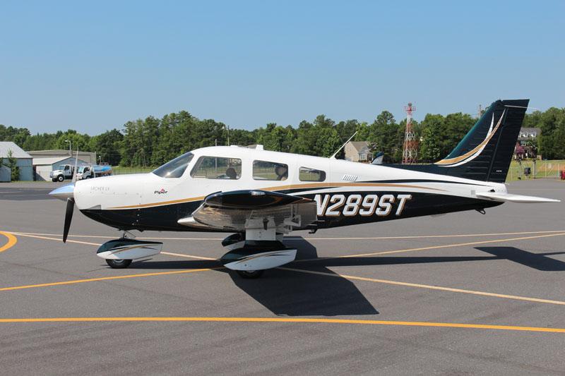Piper Archer N289ST
