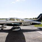 N289ST Piper Archer LX