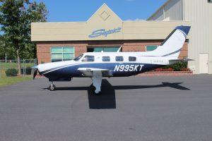 Piper Mirage N995KT