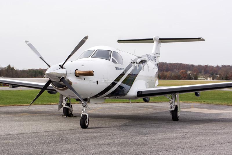 N540NG Pilatus PC12 NG