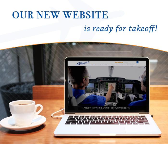 Skytech New Website