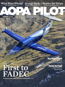 PC-12 NGX AOPA PILOT Magazine