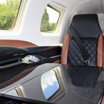 M600/SLS N173ST interior table